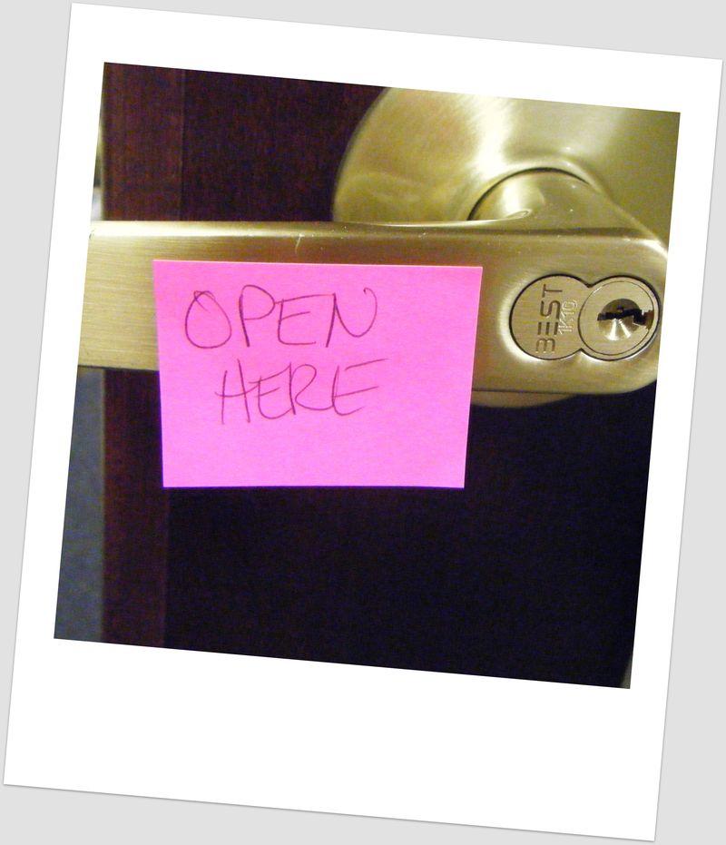 Openhere
