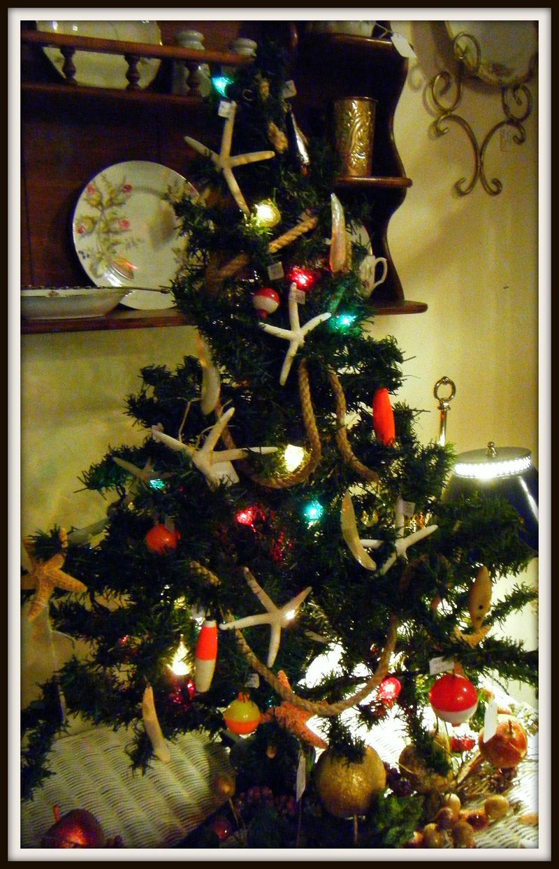 Sea Theme Tree