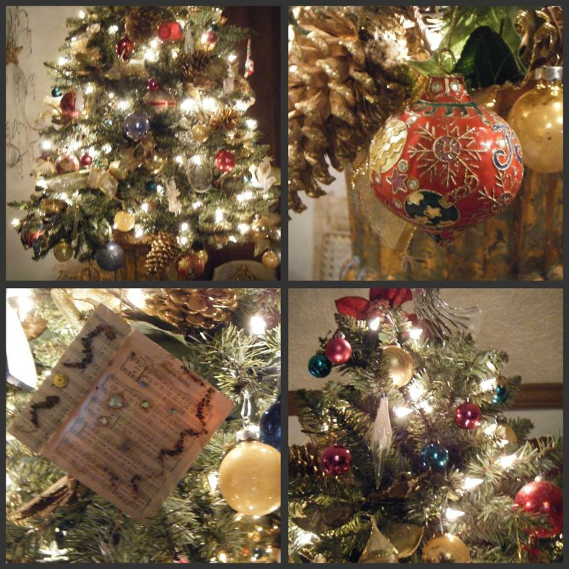 Main tree collage