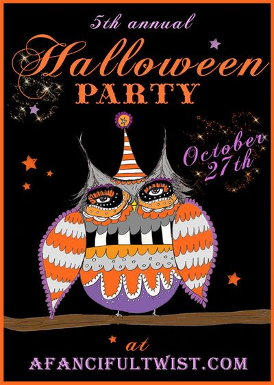 Veevala's Halloween party
